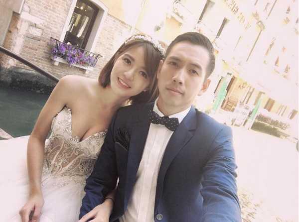 Hot girl Tu Linh khoe anh cuoi ngap tran hanh phuc hinh anh 6