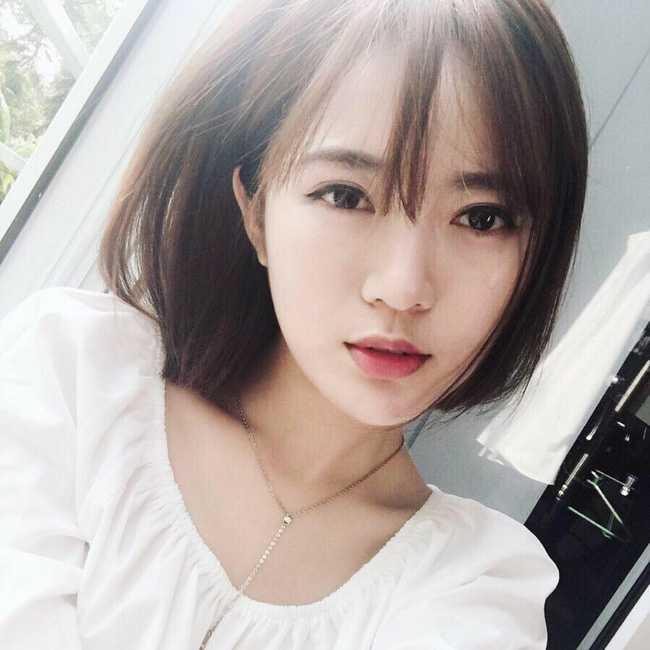 Hot girl Tu Linh khoe anh cuoi ngap tran hanh phuc hinh anh 10