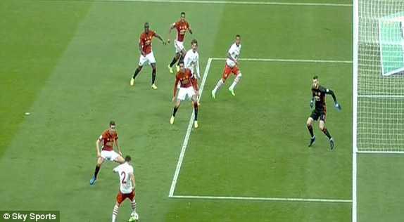 Truc tiep chung ket cup Lien doan: Man Utd vs Southampton hinh anh 8