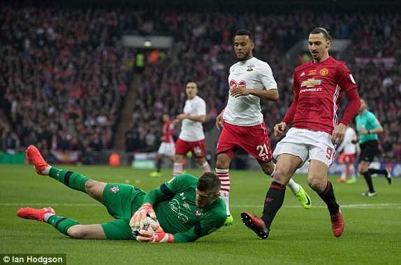 Truc tiep chung ket cup Lien doan: Man Utd vs Southampton hinh anh 7