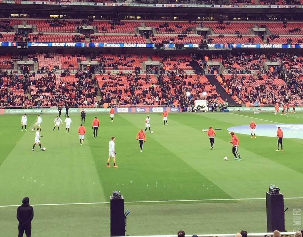 Truc tiep chung ket cup Lien doan: Man Utd vs Southampton hinh anh 12