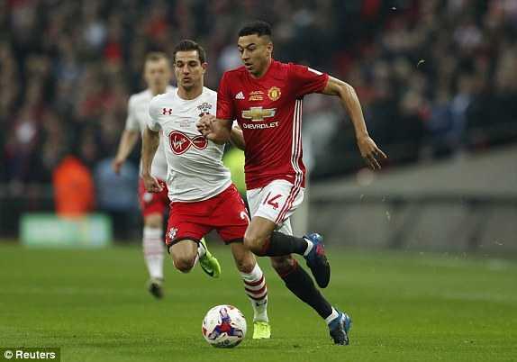 Truc tiep chung ket cup Lien doan: Man Utd vs Southampton hinh anh 9