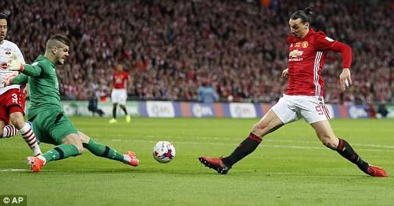 Truc tiep chung ket cup Lien doan: Man Utd vs Southampton hinh anh 2
