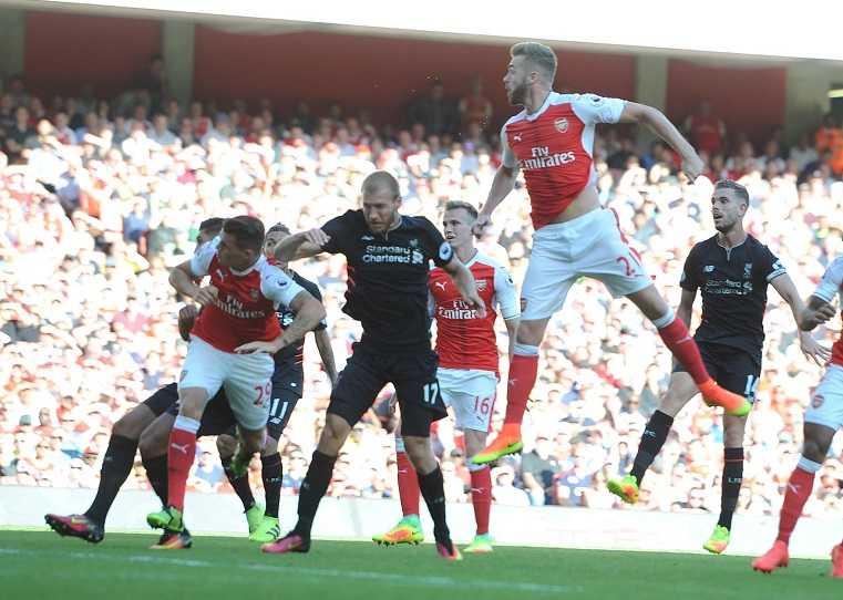 Truc tiep Liverpool vs Arsenal : Arsenal nhan trai dang som hinh anh 9