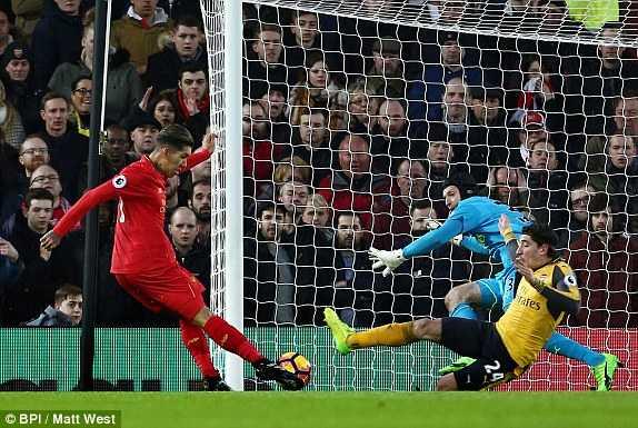 Truc tiep Liverpool vs Arsenal : Arsenal nhan trai dang som hinh anh 6