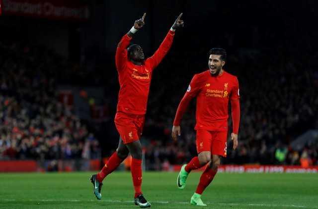Truc tiep Liverpool vs Arsenal : Arsenal nhan trai dang som hinh anh 3