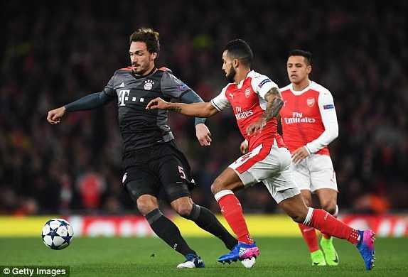 Link xem truc tiep Arsenal vs Bayern Munich vong 1/8 Cup C1 Chau Au hinh anh 9