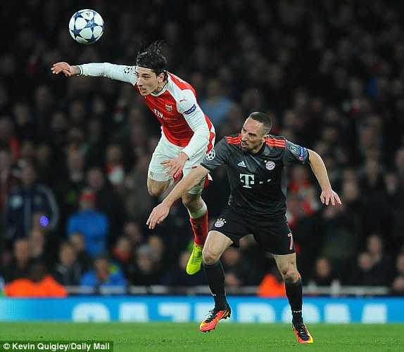 Link xem truc tiep Arsenal vs Bayern Munich vong 1/8 Cup C1 Chau Au hinh anh 5