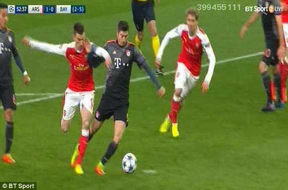 Link xem truc tiep Arsenal vs Bayern Munich vong 1/8 Cup C1 Chau Au hinh anh 3