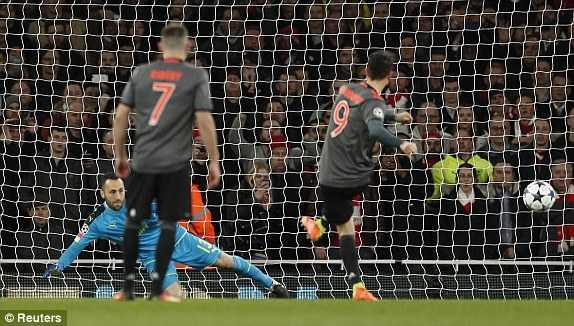 Link xem truc tiep Arsenal vs Bayern Munich vong 1/8 Cup C1 Chau Au hinh anh 2