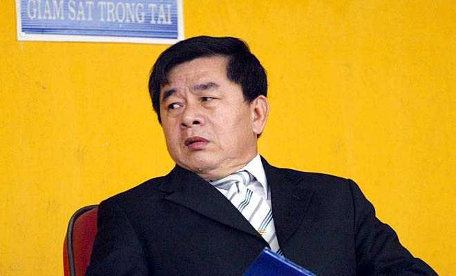 HLV Le Thuy Hai: 'Bau Duc noi dung, khong lam duoc thi nen nghi' hinh anh 1