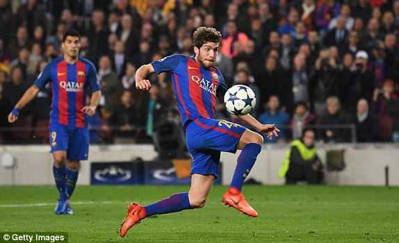 Video ket qua Barca vs PSG: Barca nguoc dong vi dai, gianh ve vao tu ket Champions League hinh anh 2