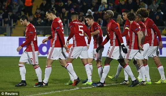 Link xem truc tiep Rostov vs MU vong 1/8 Europa League hinh anh 1