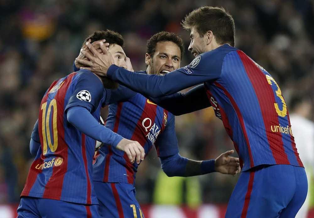 Barca vs PSG: Chien thang cua 'nghe thuat hac am' hinh anh 4