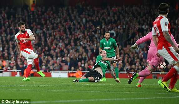 Link xem truc tiep Arsenal - Lincoln vong tu ket FA Cup hinh anh 4