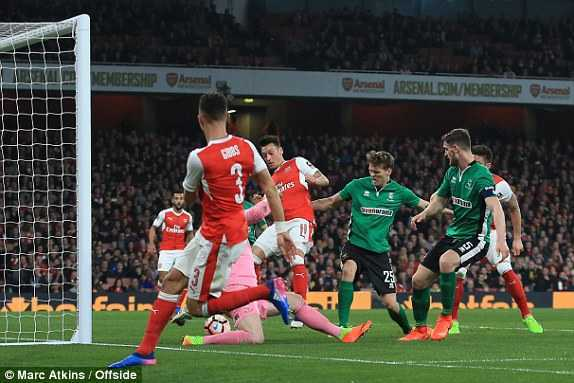 Link xem truc tiep Arsenal - Lincoln vong tu ket FA Cup hinh anh 3