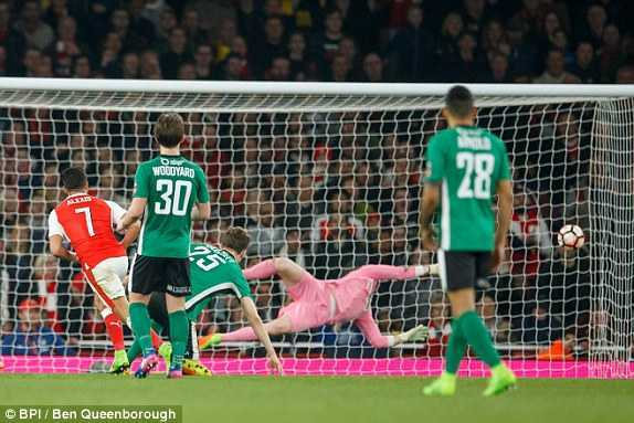 Link xem truc tiep Arsenal - Lincoln vong tu ket FA Cup hinh anh 2