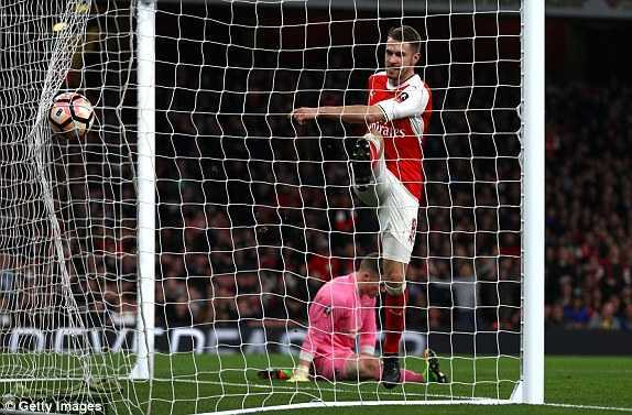 Link xem truc tiep Arsenal - Lincoln vong tu ket FA Cup hinh anh 1