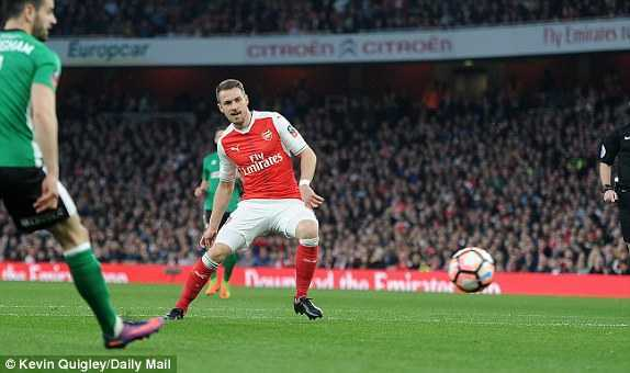 Link xem truc tiep Arsenal - Lincoln vong tu ket FA Cup hinh anh 7