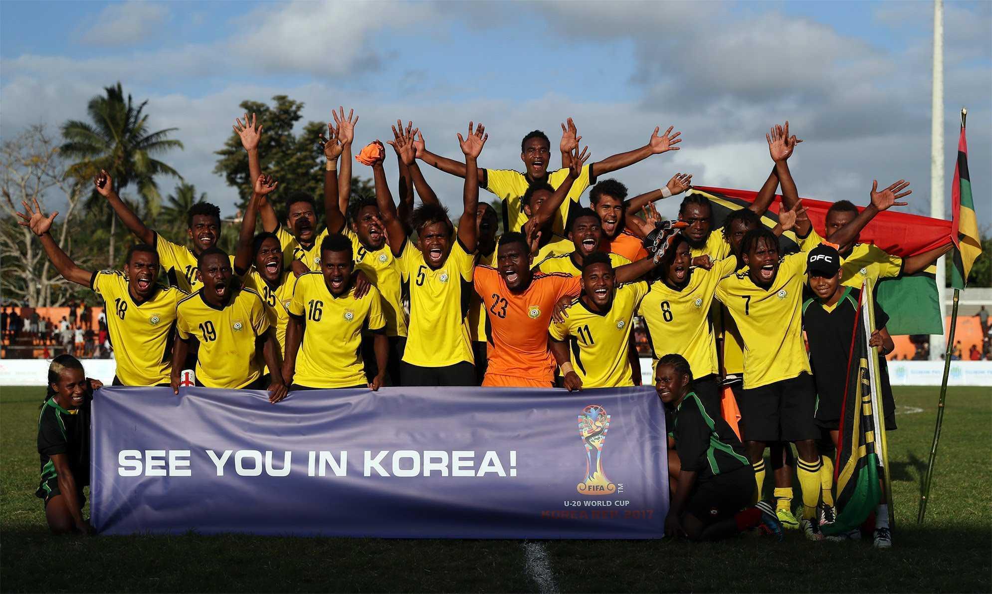 U20 World Cup 2017: U20 Viet Nam duoc danh gia ngang U20 Vanuatu hinh anh 1