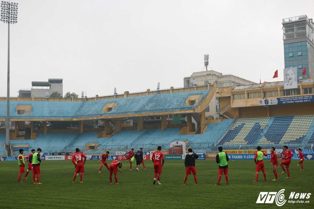 U20 The gioi 2017: 'CLB Viettel se tao dieu kien tot nhat cho U20 Viet Nam' hinh anh 3