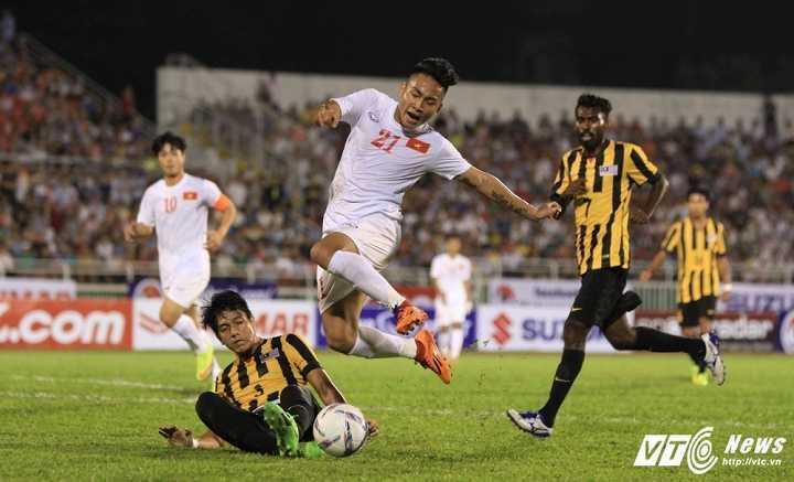 Boc tham Vong loai U23 chau A 2018: U23 Viet Nam cho ket qua thuan loi hinh anh 1