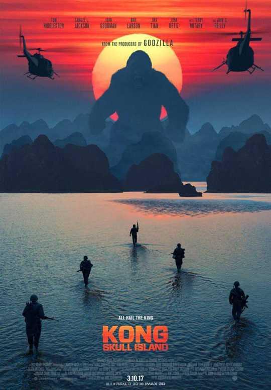 'Kong: Skull Island' phá võ mọi kỷ lục vè doanh thu tại Viẹt Nam hinh anh 1