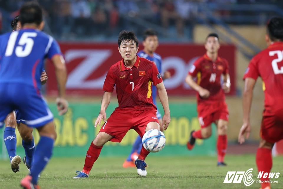 HLV Le Thuy Hai: 'Khong ai thay duoc Xuan Truong o doi tuyen Viet Nam luc nay' hinh anh 1