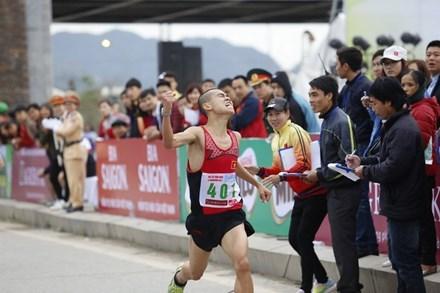 Xac dinh nguoi chien thang duong dua marathon Giai bao Tien phong 2017 hinh anh 1
