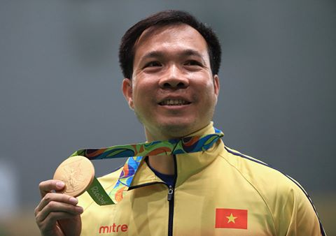 Hoang Xuan Vinh so tai o Cup Ban sung Quoc gia 2017 hinh anh 1