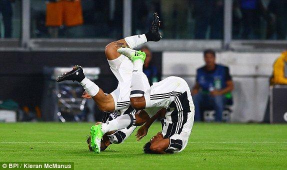 Link xem truc tiep Juventus vs Barca Tu ket Cup C1 chau Au 2017 hinh anh 2