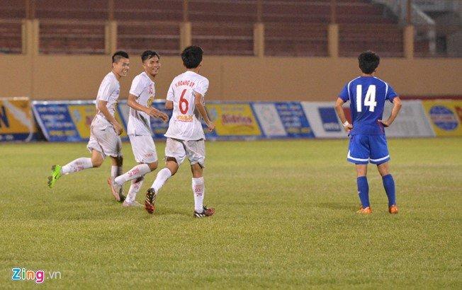 Video ket qua U19 HAGL Arsenal JMG vs U19 Dai Loan: Dan em Cong Phuong thang lon hinh anh 1