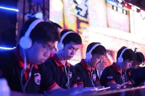 BK Gaming vo dich mien Nam Tap Kich VPL 2017 hinh anh 1