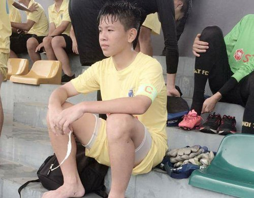 Cau thu bi HLV U15 Thanh Hoa doa cat gan chan: 'Em khong lam gi qua dang' hinh anh 1