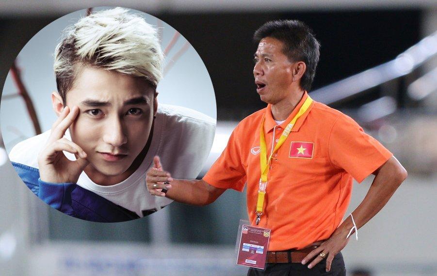 Vi sao HLV Hoang Anh Tuan thich cho cau thu U20 Viet Nam nghe nhac Son Tung MTP? hinh anh 1