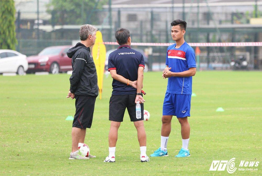 Quang Hai thay Trong Dai lam doi truong U20 Viet Nam hinh anh 3