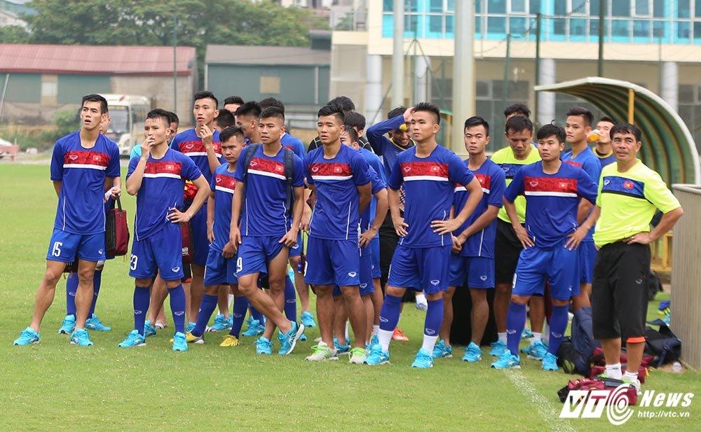 Quang Hai thay Trong Dai lam doi truong U20 Viet Nam hinh anh 1