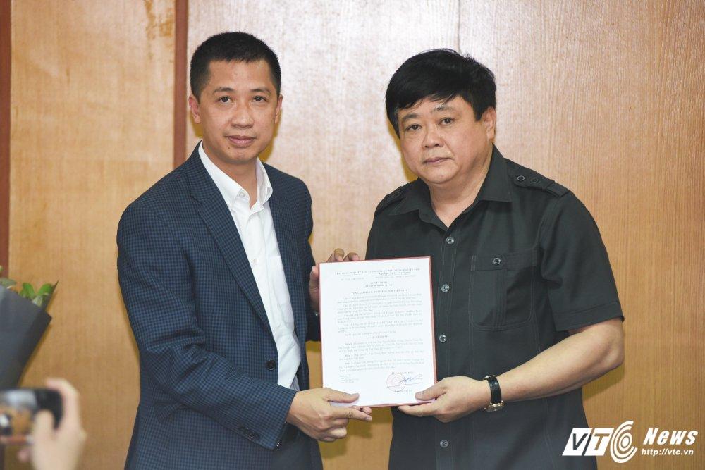 Ong Nguyen Kim Trung duoc bo nhiem lam Giam doc Dai Truyen hinh Ky thuat so VTC hinh anh 1