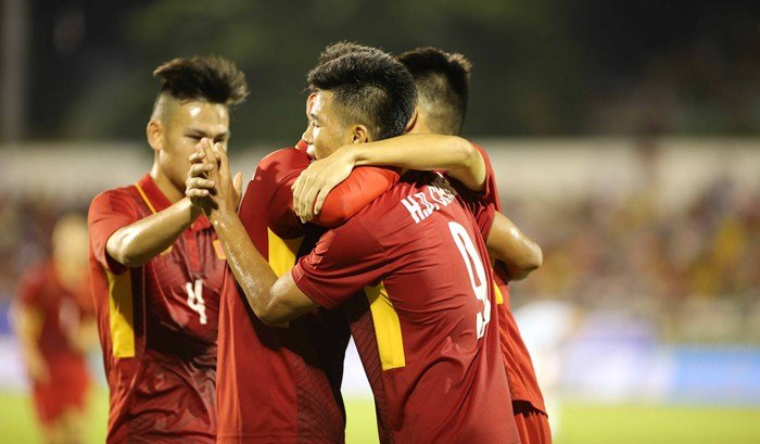 U20 Viet Nam da World Cup U20: Nguoc nang, nguoc gio thanh nguoi hung hinh anh 3
