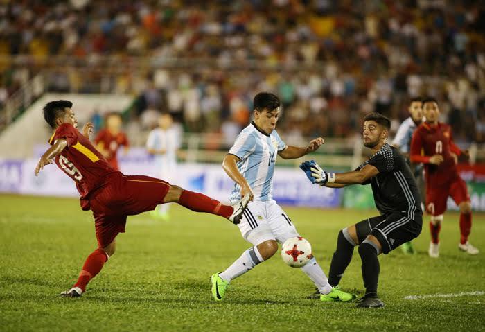 Bang xep hang bong da U20 World Cup 2017 hinh anh 1
