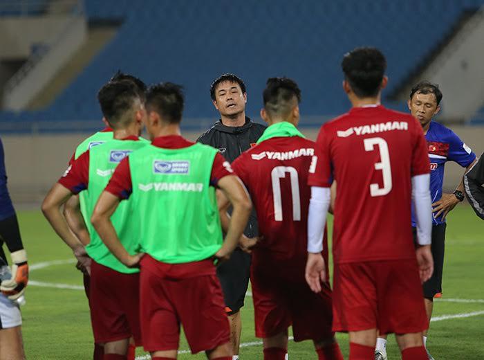Sri Lanka rut lui, U23 Viet Nam them thu thach o vong loai U23 chau A hinh anh 1