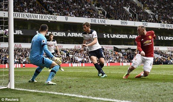 Link xem truc tiep Tottenham vs MU vong 37 Ngoai hang Anh hinh anh 1