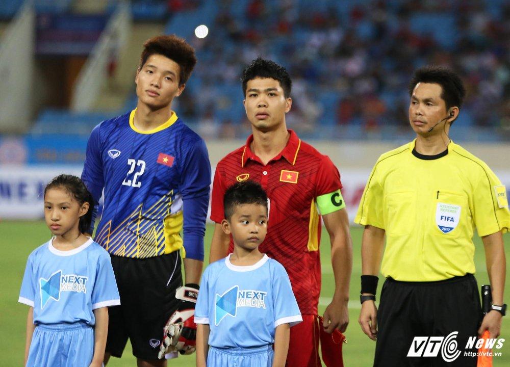 U23 Viet Nam vs U23 Dong Timor: Cong Phuong co xung lam doi truong? hinh anh 1