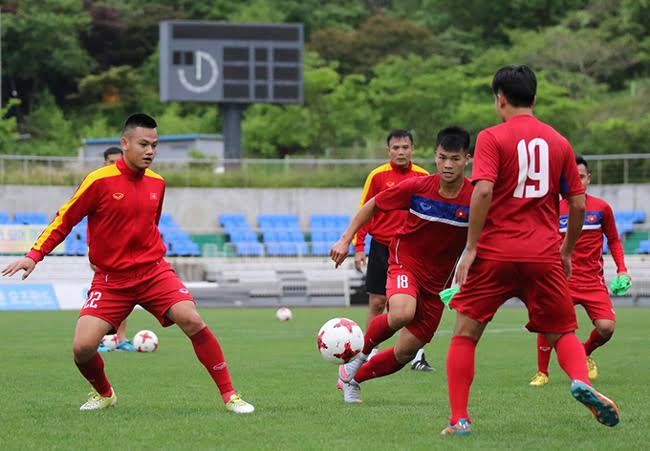 U20 Viet Nam ban muu bi mat dau U20 New Zealand hinh anh 1