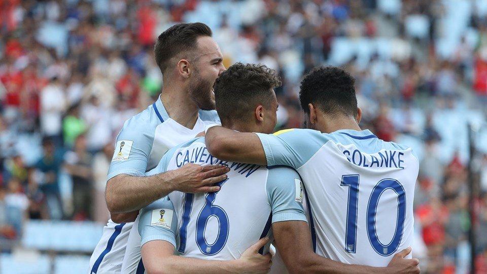 Truc tiep World Cup U20: U20 Argentina vs U20 Anh hinh anh 2