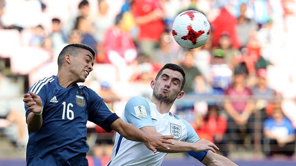 Truc tiep World Cup U20: U20 Argentina vs U20 Anh hinh anh 1