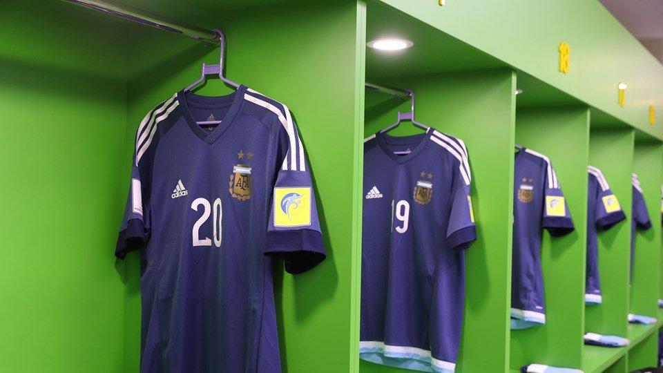 Truc tiep World Cup U20: U20 Argentina vs U20 Anh hinh anh 9