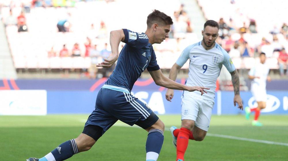 Truc tiep World Cup U20: U20 Argentina vs U20 Anh hinh anh 6