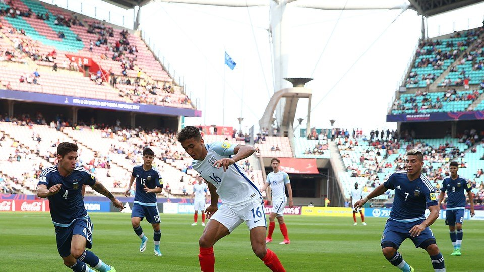 Truc tiep World Cup U20: U20 Argentina vs U20 Anh hinh anh 4