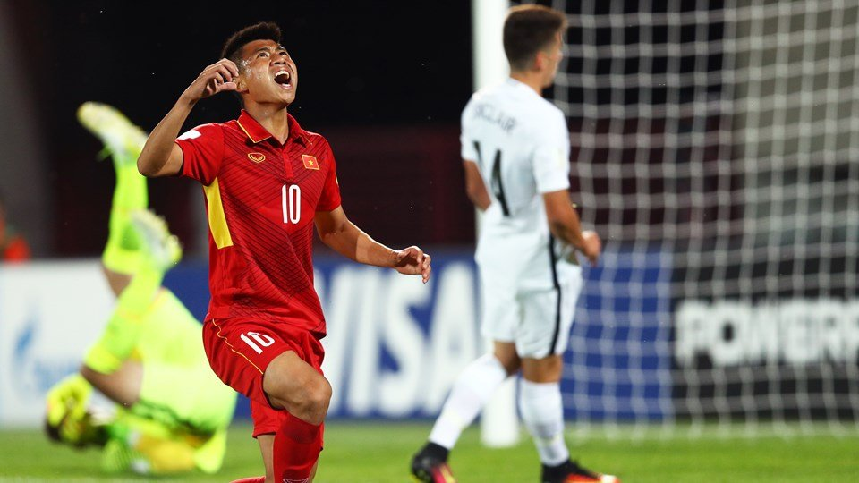 Truc tiep U20 Viet Nam vs U20 New Zealand giai U20 the gioi 2017 hinh anh 5